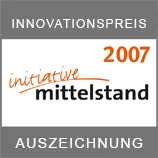 Innovationspreis Initiative Mittelstand 2007